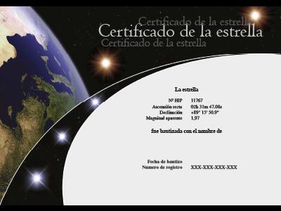 Certificate ES