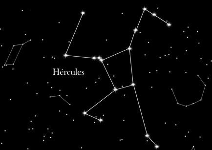 Constelación Hércules