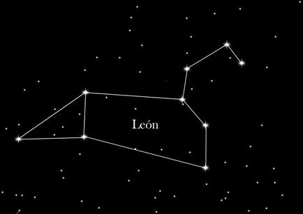 Constellation Lion