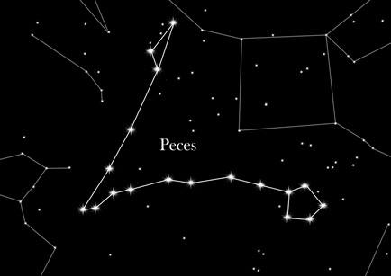 Constelación Piscis